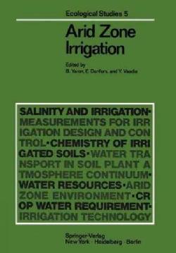 Arid Zone Irrigation (Paperback)