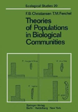 Theories of Populations in Biological Communities (Paperback)