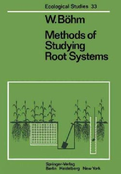 Methods of Studying Root Systems (Paperback)
