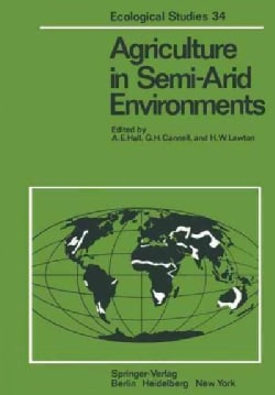 Agriculture in Semi-arid Environments (Paperback)