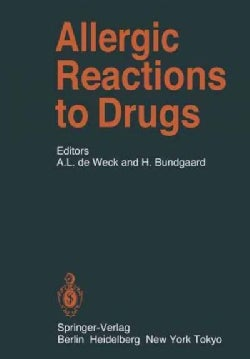 Allergic Reactions to Drugs (Paperback)