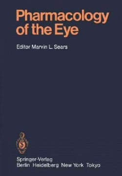 Pharmacology of the Eye (Paperback)