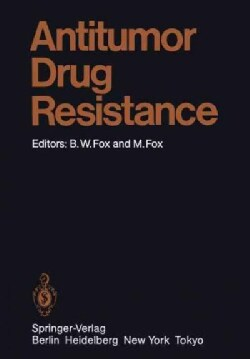 Antitumor Drug Resistance (Paperback)