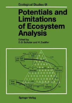Potentials and Limitations of Ecosystem Analysis (Paperback)
