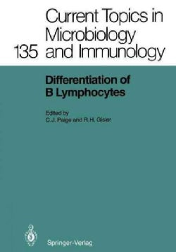 Differentiation of B Lymphocytes (Paperback)