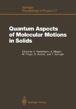 Quantum Aspects of Molecular Motions in Solids: Proceedings of an Ill-iff Workshop, Grenoble, France, September 2... (Paperback)