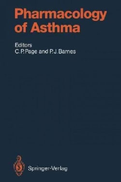 Pharmacology of Asthma (Paperback)