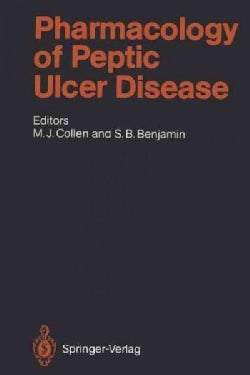 Pharmacology of Peptic Ulcer Disease (Paperback)