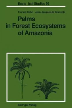 Palms in Forest Ecosystems of Amazonia (Paperback)