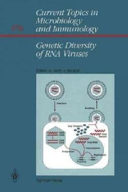 Genetic Diversity of Rna Viruses (Paperback)