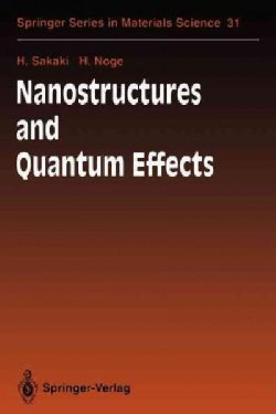 Nanostructures and Quantum Effects: Proceedings of the Jrdc International Symposium, Tsukuba, Japan, November 17 ... (Paperback)