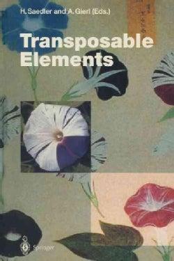 Transposable Elements (Paperback)