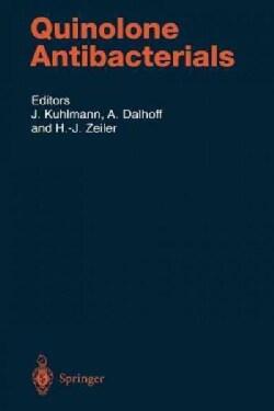 Quinolone Antibacterials (Paperback)
