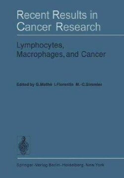 Lymphocytes, Macrophages, and Cancer (Paperback)