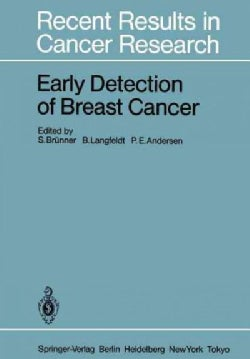 Early Detection of Breast Cancer (Paperback)