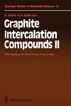 Graphite Intercalation Compounds II: Transport and Electronic Properties (Paperback)