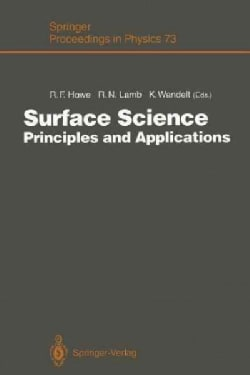 Surface Science: Principles and Applications (Paperback)