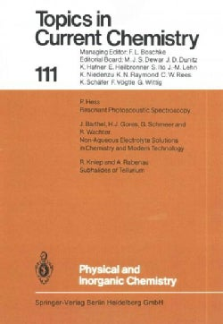 Physical and Inorganic Chemistry (Paperback)