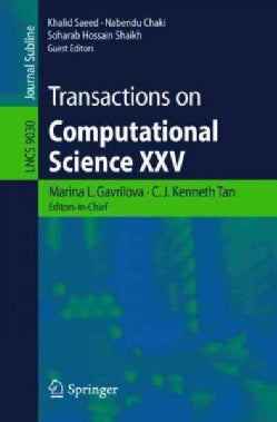 Transactions on Computational Science (Paperback)