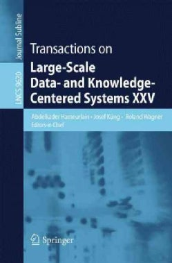 Transactions on Large-scale Data- and Knowledge-centered Systems (Paperback)