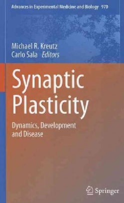 Synaptic Plasticity: Dynamics, Development and Disease (Hardcover)