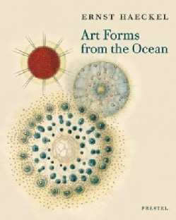Art Forms From The Ocean: The Radiolarian Atlas Of 1862 (Paperback)