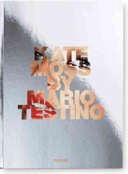 Kate Moss by Mario Testino (Paperback)