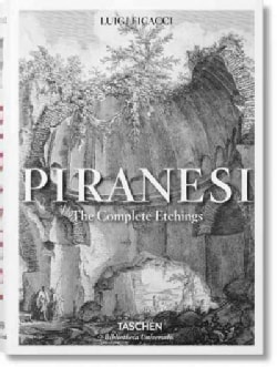 Piranesi: The Complete Etchings (Hardcover)
