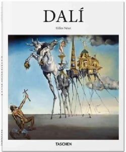 Salvador Dali: 1904-1989: Conquest of the Irrational (Hardcover)