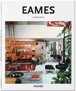 Charles & Ray Eames: 1907-1978, 1912-1988: Pioneers of Mid-century Modernism (Hardcover)