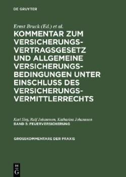 Feuerversicherung (Hardcover)