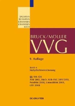100-124 Vvg: Haftpflichtversicherung, Produkt, D&o, Umwelt (Hardcover)