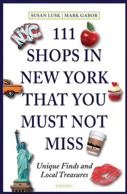 111 Shops in New York That You Must Not Miss (Paperback)
