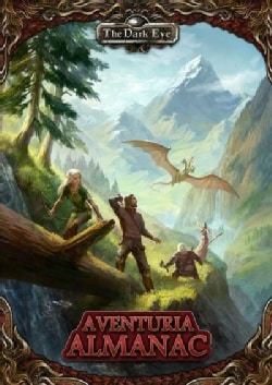 The Dark Eye: Aventuria Almanac (Paperback)