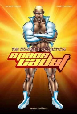Space Cadet: The Complete Collection (Paperback)