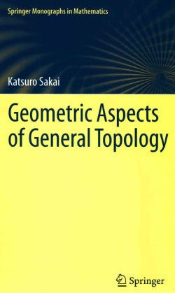 Geometric Aspects of General Topology (Hardcover)