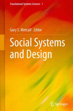 Social Systems and Design (Hardcover)