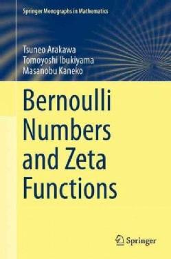 Bernoulli Numbers and Zeta Functions (Hardcover)