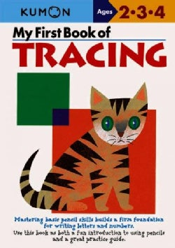 My First Book Of Tracing (Paperback)