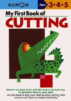 My First Book Of Cutting (Paperback)