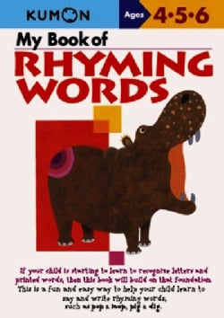 My Book Of Rhyming Words (Paperback)