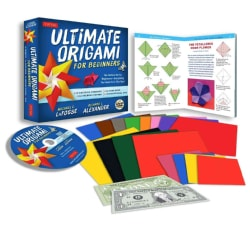 Ultimate Origami for Beginners: The Perfect Kit for Beginners - Everything You Need Is in This Box!