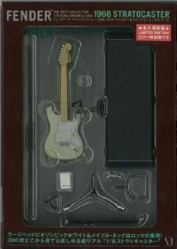 Fender 1968 Stratocaster & Black Tolex Case With Fender Logo: The Best Collection (General merchandise)
