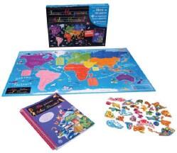Mi primer atlas mundial / My First World Atlas