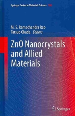 ZnO Nanocrystals and Allied Materials (Hardcover)
