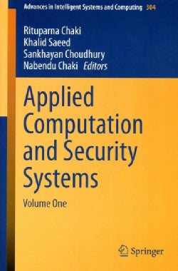 Applied Computation and Security Systems (Paperback)