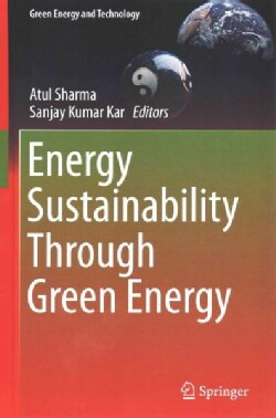 Energy Sustainability Through Green Energy (Hardcover)