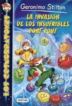 La invasion de los insufribles ponf ponf/ Ice Planet Adventure (Paperback)