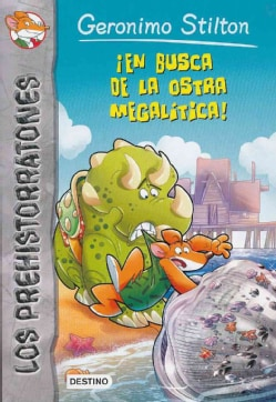 ¡En busca de la ostra megalitica!/ In Search of the Megalithic Oyster (Paperback)