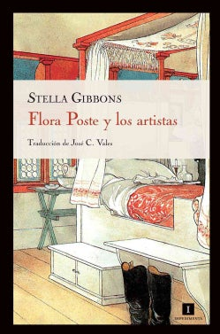 Flora Poste y los Artistas / Flora Poste and the Artists (Paperback)